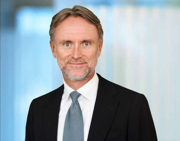 Chief Financial Officer Jesper Ridder Olsen - Credit: Maersk Drilling