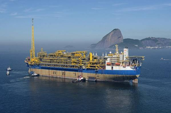 Cidade de Saquarema (Photo: SBM Offshore)