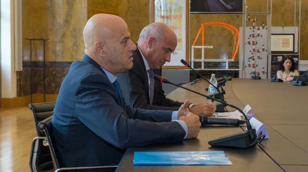 Eni CEO Claudio Descalzi ( Credit: Eni - File Photo)