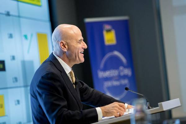 Eni's CEO Claudio Descalzi (File Photo - Credit: Eni, Shared under CC BY-NC 2.0 license)