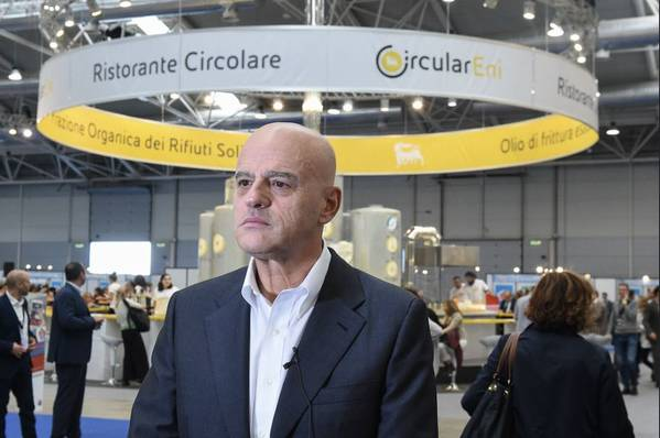 Eni CEO Claudio Descalzi - Photo: Eni - CC BY-NC 2.0 license