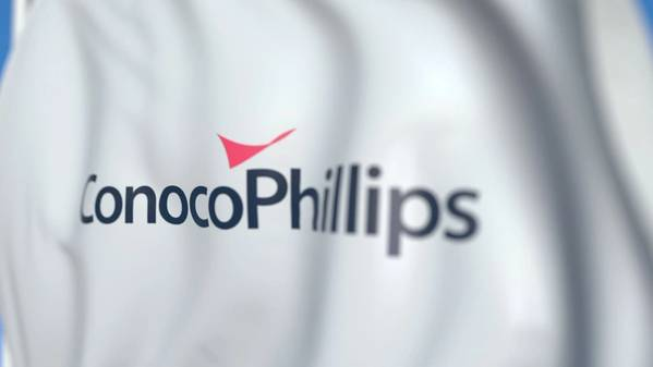 ConocoPhillips Logo - Image by  Alexey Novikov - AdobeStock