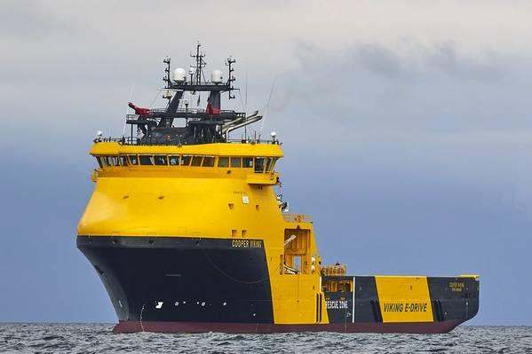 Cooper Viking - Credit: Viking Supply Ships