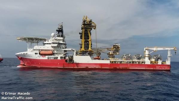 Credit: Erimar Macedo/MarineTraffic.com