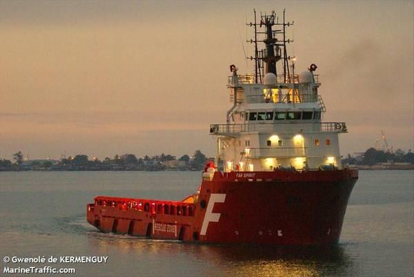 Credit: Gwenolé de KERMENGUY/MarineTraffic.com