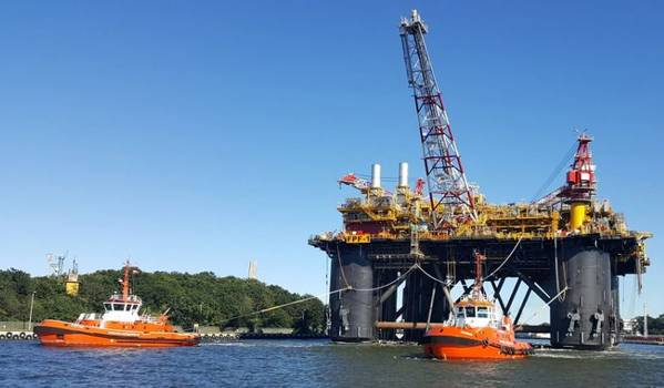 FPF-1 / Credit: Ithaca Energy