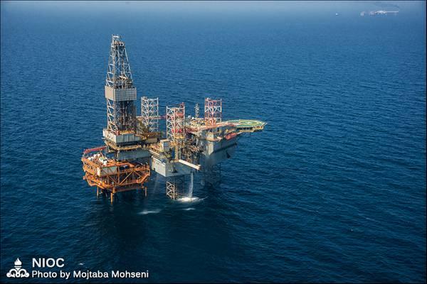 Credit: National Iranian Oil Company (NIOC)