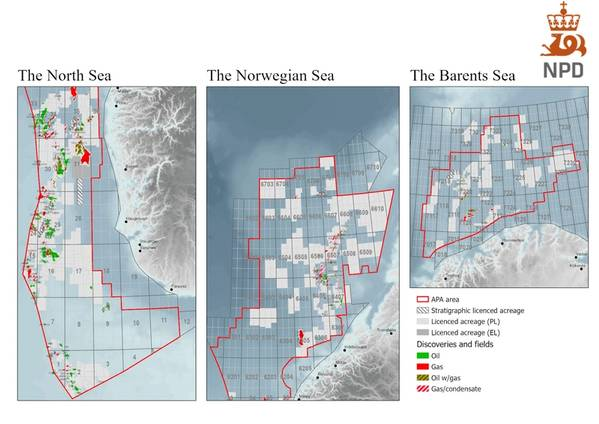 Credit: Norwegian Petroleum Directorate