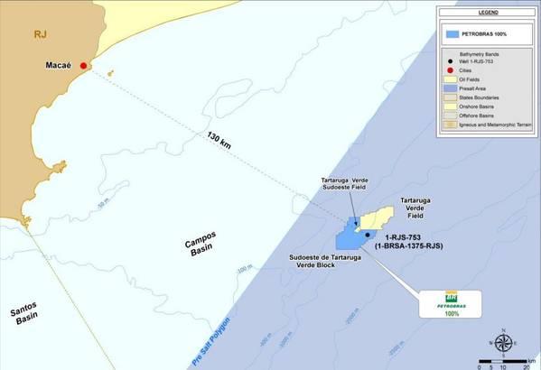 Map Credit: Petrobras