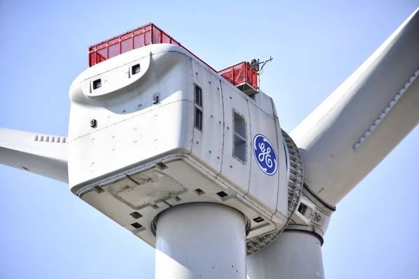 Credit: GE Renewable Energy
