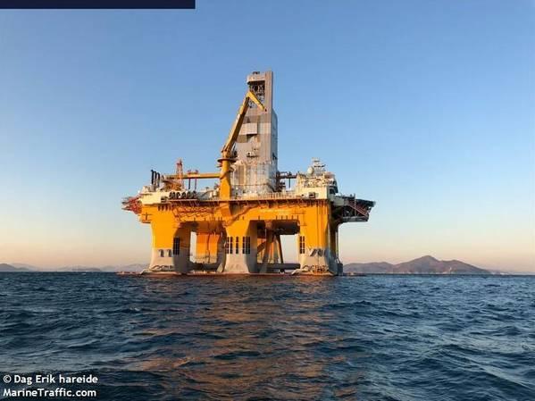 Deepsea Nordkapp - Credit: Dag erik hareide/MarineTraffic