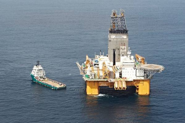 Deepsea Stavanger drilling rig was used by Total for Brulpadda and Luiperd drilling. File Photo - Credit: BP/Flickr