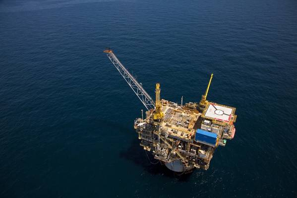 The deepwater Caesar Tonga field is tied back to the Constitution spar in the US Gulf of Mexico (Photo: Anadarko)
