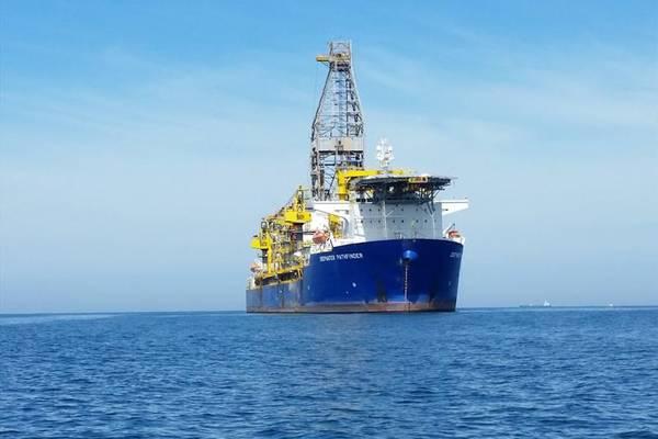 Deepwater Pathfinder (© Kevin Deblieux / MarineTraffic.com)