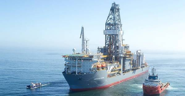 Deepwater Poseidon (Photo: Shell)