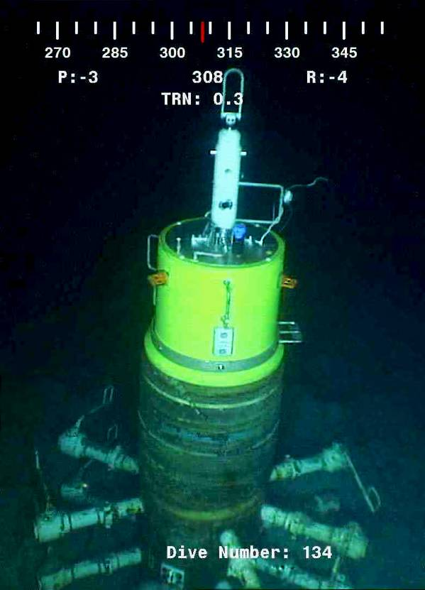 The Defender subsea isolation cap was deployed in the Gulf of Mexico (Photo: USI)