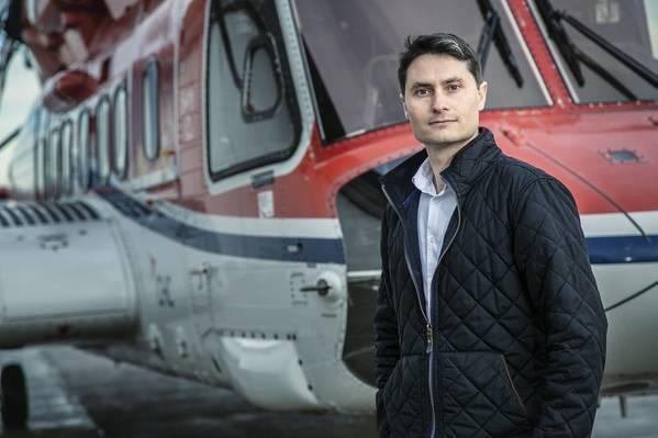 DeltaTek chief executive officer Tristam Horn (Photo: DeltaTek)