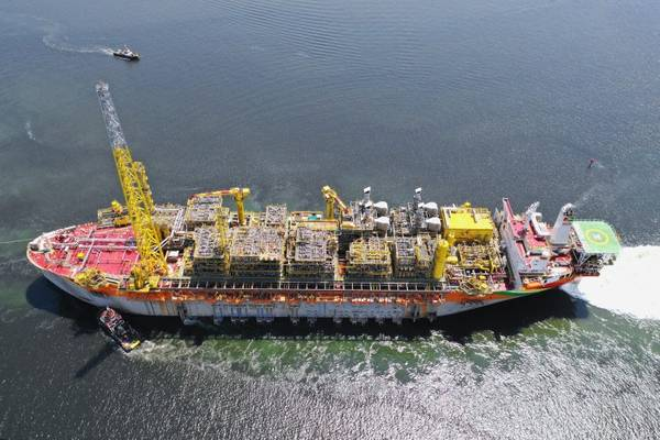 The Liza Destiny FPSO started producing oil offshore Guyana in December 2019 - Image Credit: SBM Offshore