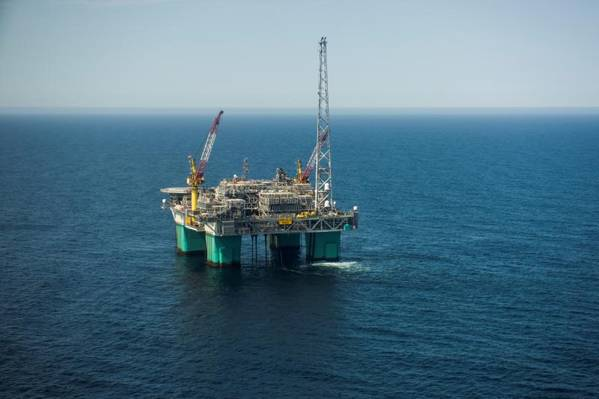 Duva will be developed as a subsea tieback to the Gjøa platform (Photo: Neptune Energy)