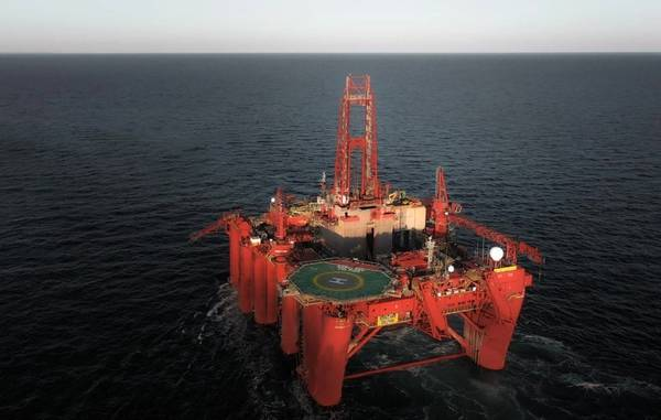 A Dolphin Drilling rig - File Photo: Dolphin Drilling