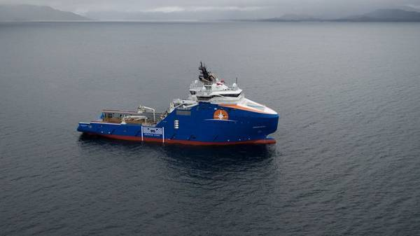 Earlier this year Horizon Maritime purchased the Bourbon Arctic, now sailing under the name Horizon Arctic (Photo: Horizon Maritime)