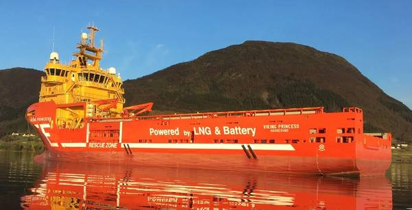 Eidesvik Offshore has signed with Yxney Maritime for use of their Maress energy efficiency software - Credit: Eidesvik