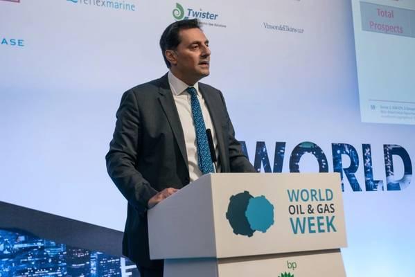 Energean CEO Mathios Rigas (Photo: Energean)