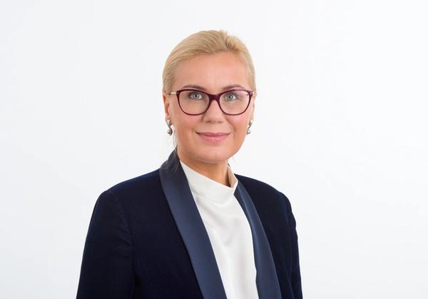 EU energy commissioner Kadri Simson - Photographer: Olga Makina