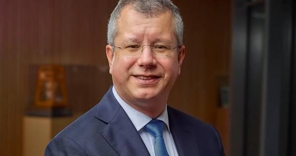 Erik-Jan Bijvank. Photo: Fugro