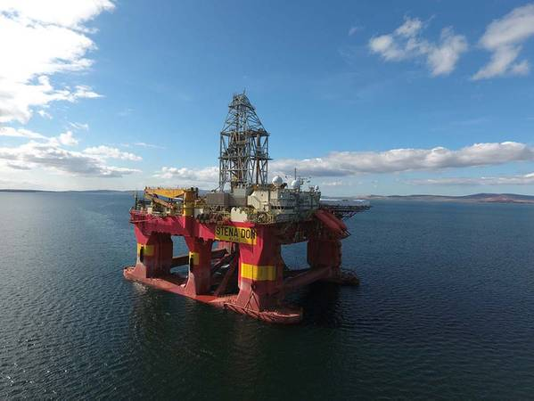 The Evelyn well was managed and operated by Petrofac on behalf of Tailwind, using the Stena Don semi-submersible drilling rig - Credit: Tailwind