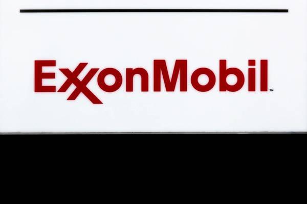 ExxonMobil logo / Credit:Ricochet64