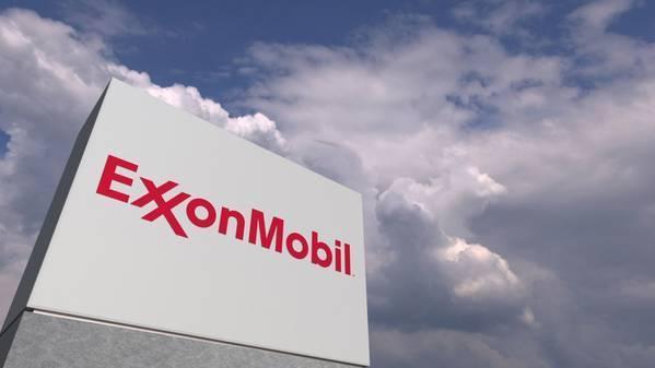 ExxonMobil logo - Image by Alexey Novikov/AdobeStock
