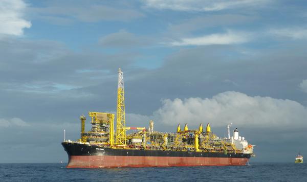 Frade FPSO (File photo courtesy SBM Offshore)