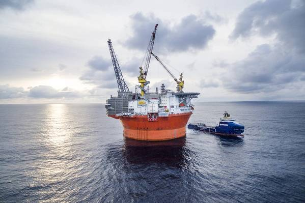 Goliat FPSO (Photo: Vår Energi)