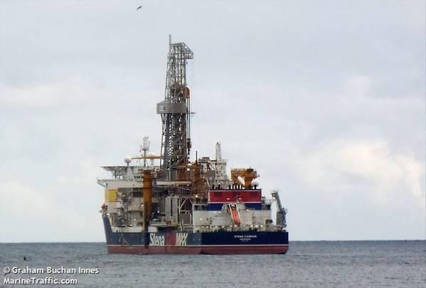 © Graham Buchan Innes / MarineTraffic.com