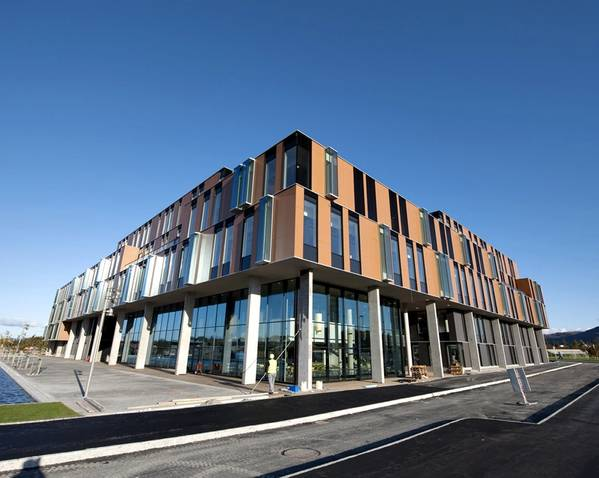 Growth platform: Wintershall Norge headquarters in Stavanger (Photo: Wintershall)