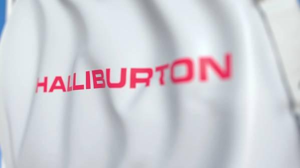 Halliburton Logo / Credit: Alexey Novikov/AdobeStock