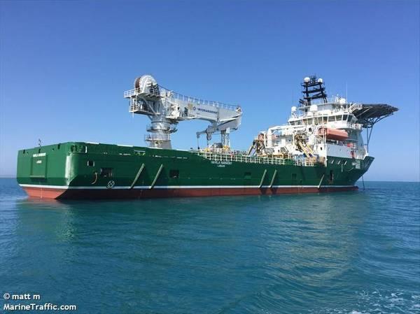A Havila offshore vessel - Credit: matt m/MarineTraffic.com
