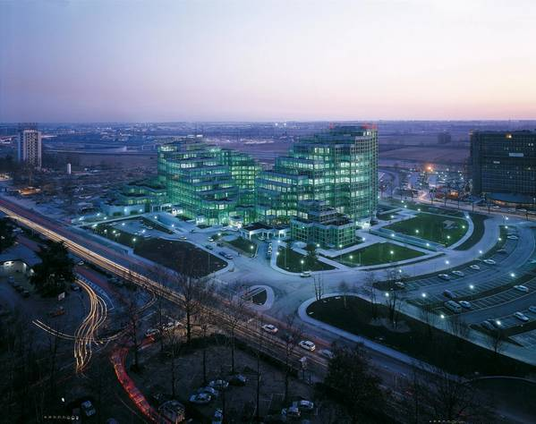 Eni headquarters in San Donato Milanese (Photo: Eni)