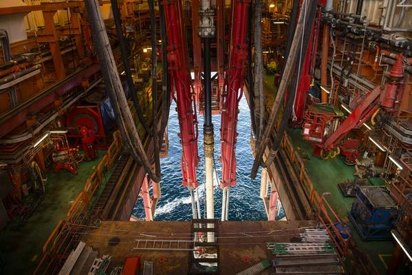West Hercules drills a prospect in the Barents Sea (File photo: Ole Jørgen Bratland / Equinor)