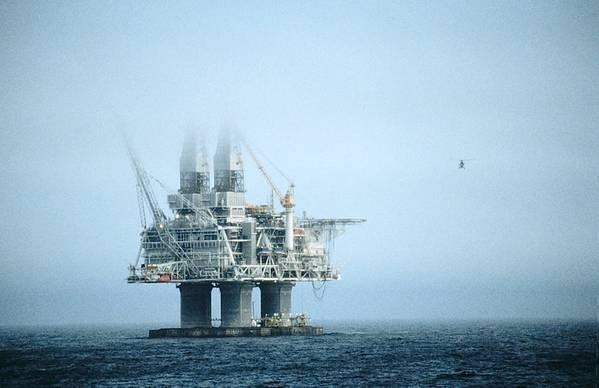 Hibernia oil platform offshore Canada (Photo: Suncor Energy)