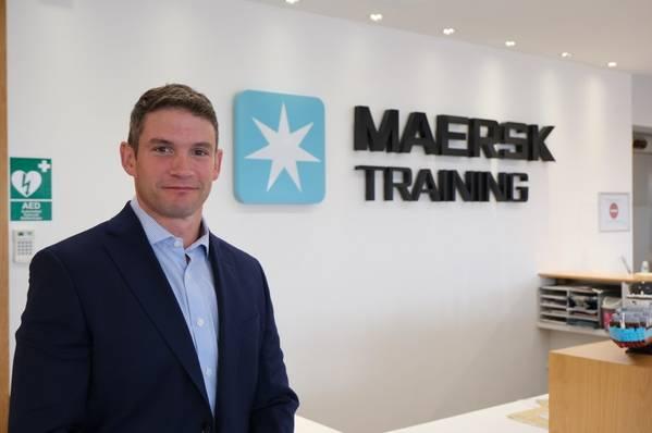 Paul Hudson - Credit: Maersk Training