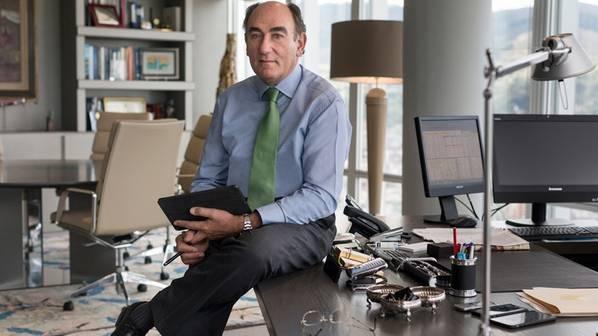 Iberdrola CEO Ignacio S. Galán - Credit: Iberdrola