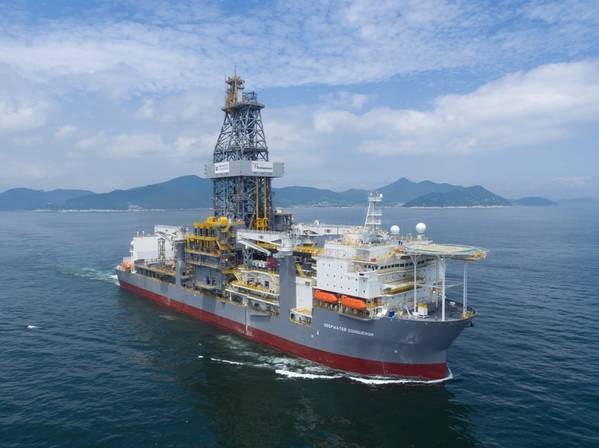 Illustration only - Deepwater Conqueror drillship - Image Credit: Transocean (File Photo)