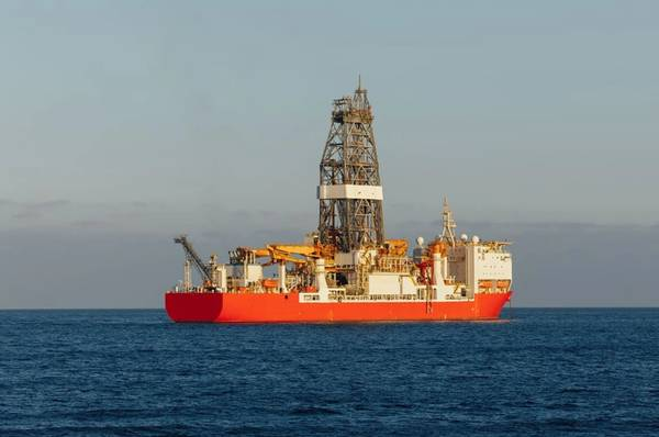 Illustration; Deepwater drillship - Image by nikkytok - AdobeStock