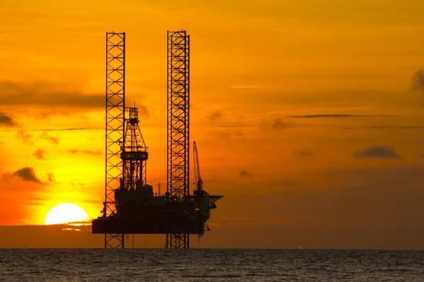 Illustration: Jack-up drilling rig/Credit; Corlaffra/AdobeStock