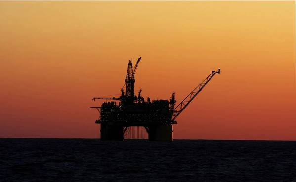 Illustration; Gulf of Mexico Platform - Image by Lukasz Z/AdobeStock