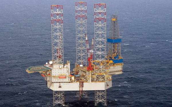 Illustration: Noble Corp. drilling rig - Credit: Noble Corp.