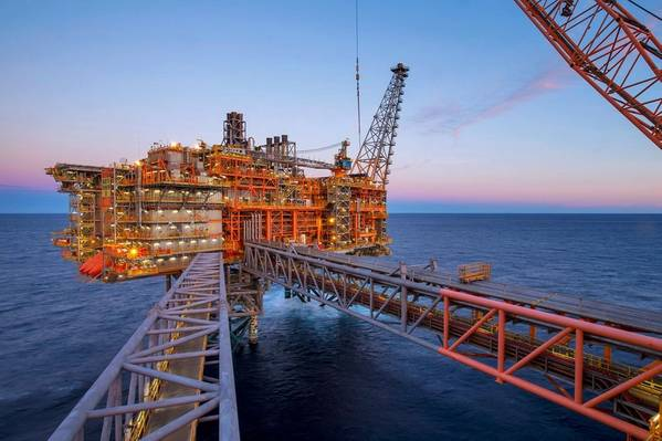 For illustration; North Rankin Complex, North West Shelf Project, Western Australia - Credit: Woodside