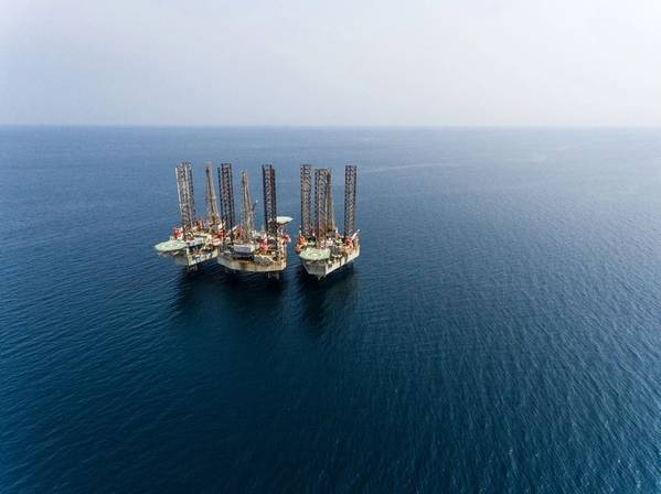 Illustration; Offshore rigs in Africa -  Jan/AdobeStock